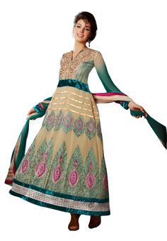 #Fashionable Long #Anarkali