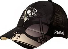 4d96e882c88 Reebok Pittsburgh Penguins 2Nd Season Stretch Fit Hat Large X Large by  Reebok.  14.95