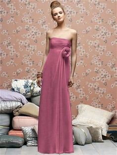 Lela Rose Bridesmaids Style LX152  #Pink #Bridesmaid #Dresses