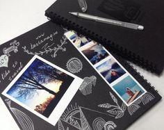 Album DIY 310 x 440mm от instamag на Etsy #instamag_ru #albumDIY #DIY #album #photo #фотоальбом #своимируками #оформление