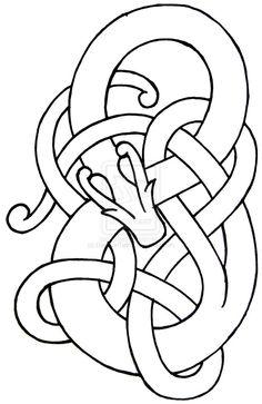 Viikinki mekkoon koriste
