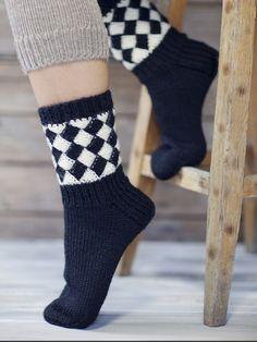 Novita wool socks, Knitted socks made with Novita 7 Brothers yarn #novitaknits #knitting #knits #villasukat #raggsockor https://www.novitaknits.com/en