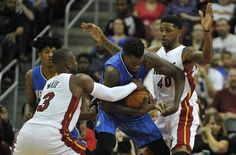 Udonis Haslem Receives Three Stitches Over Eye