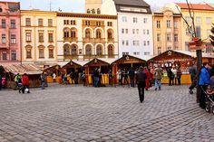 Olomouc, Czech Republic by Traveling Man -Flickr