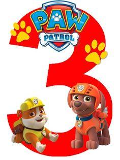 Imprimibles para fiesta de paw patrol Paw Patrol Birthday Decorations, Paw Patrol Birthday Theme, Zuma Paw Patrol, Paw Patrol Cake, 3rd Birthday Parties, 2nd Birthday, Imprimibles Paw Patrol, Cumple Paw Patrol, Paw Patrol Invitations