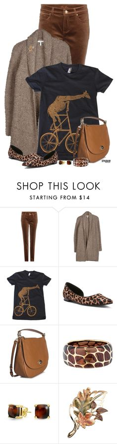 """""""Animal Print Flats"""" by marion-fashionista-diva-miller ❤ liked on Polyvore featuring Loro Piana, Joie, Donald J Pliner, Coach, Angélique de Paris and Bling Jewelry"""
