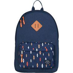 390a3c3ef28d Der Bayside Backpack von PARKLAND ist für kleine Abenteurer gedacht. Das  Hauptfach ist unterteilt und
