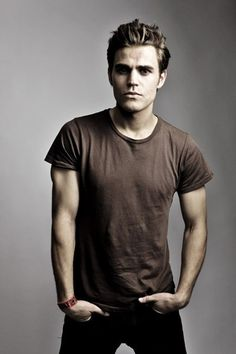 Afternoon eye candy: Paul Wesley (30 photos)