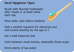 """""""Important Oral Health Tips to Follow for Life"""" Read full Article>> http://bit.ly/1H9FUIO #dentist #dentalcare #oralhealth"""