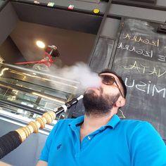 Üzüm mevsimiyse demek ki  #nargilem #nargile #hookah #shisha #alfakher #caracafe