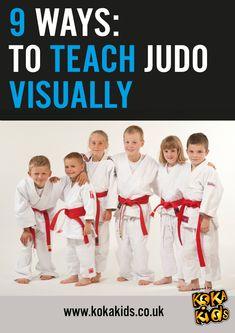 Judo Kodokan original sticker COOL JAPAN all seven types