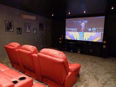 Tenha seu Cinema em Casa - Home Theater - Áudio e Vídeo
