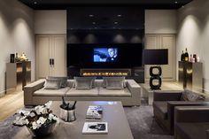 Metropolitan Luxury living room by Eric Kuster
