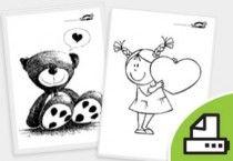 Printable children's activities