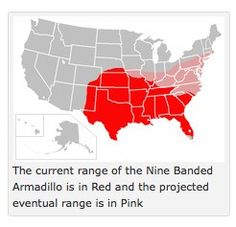 Fire Ant Range Map -- Slightly enlarged map; this one includes UT ...