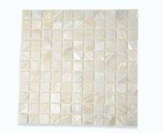 Mother Of Pearl Oyster White Tile by GlassTileStore.com, http://www.amazon.com/dp/B006L01NE0/ref=cm_sw_r_pi_dp_aKtSrb1559E4C