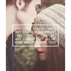 Bella Swan  Edward Cullen