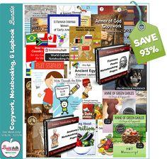 Notebooking Summer! Great Savings!Homeschooling for Jesus