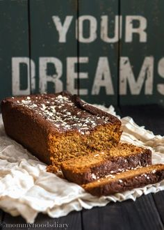 Black Tea Cinnamon Bread – Tea lovers alert…this delicious, moist, totally irresistible bread is for you!! No eggs and less than 200 calories per slice. http://mommyhoodsdiary.com