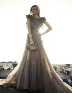 Gorgeous Evening Gown///
