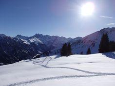 Schneeschuhtour am Söllereck