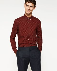 OXFORD SHIRT - Available in more colours
