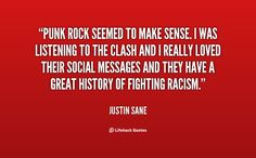 """Image result for """"punk"""" + """"quote"""""""