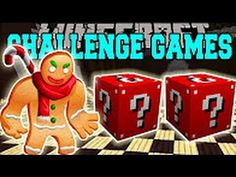 PopularMMOs Pat and Jen Minecraft SON-COOKIE CHALLENGE GAMES Lucky Block Mod Modded Mini-Game - YouTube