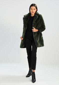 FOXY NEW - Płaszcz zimowy - lizard green