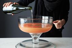 How to Make Holiday Punch Without a Recipe