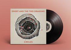 Ewert and The Two Dragons album cover — Eiko Ojala Illustration Cd Design, Design Logo, Album Cover Design, Cd Album Covers, Music Covers, Box Covers, Vinyl Record Art, Vinyl Art, Vinyl Cover