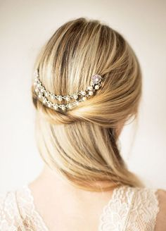 These wedding hairstyles are ON POINT. http://www.womangettingmarried.com/10-gorgeous-wedding-hairstyles-for-long-hair/