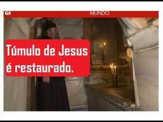 Tumulo de Jesus é restaurado.