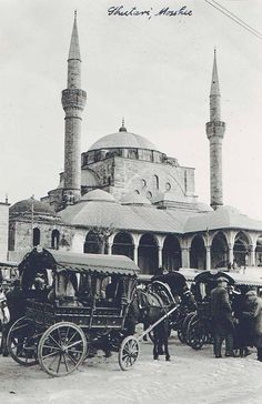 Üsküdar Mihrimah Sultan Camii