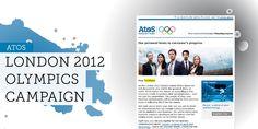 Atos campaign: London 2012 Olympics