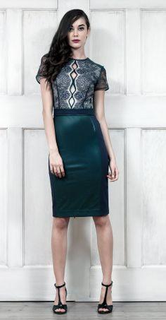 TAMMY | Catherine Deane Reception dress.