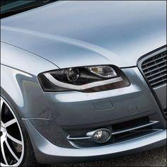 Spec D Projector Headlights Audi A4 Black R8 Led Style 06 08 Version 2 Audi A4 Black Audi A4 Audi