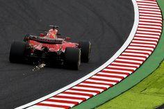 (1) F1: la pioggia è protagonista in Giappone, Ferrari ok - FORMULA1 FOTO GOSSIP BELLEZZE