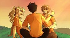 Percy Jackson and the Olympians Percy Jackson Fanart, Memes Percy Jackson, Arte Percy Jackson, Percy Jackson Books, Rick Y, Uncle Rick, Magnus Chase, Percabeth, Solangelo