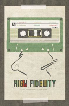 Alterna-Poster: High Fidelity