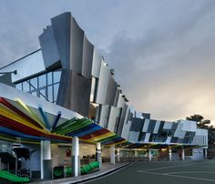 *말레이시아 쿠알라룸푸르 국제학교 지원시설 [ Hafiz Hamzah ] Alice Smith School Jalan Bellamy :: 5osA: [오사]