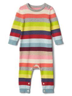 Stripe one-piece $32