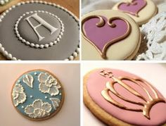 SweetAmbs: Royal Icing Lesson - looks like a good tutorial.  I always have trouble with decorating cookies, so I'd love to try this.
