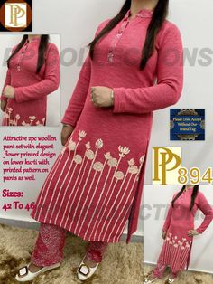 Kurti Collection, Winter Collection, Palazzo With Kurti, Branded Tote Bags, Latest Kurti, Red Gowns, Ladies Tops, Western Dresses, Kurtis
