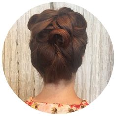 #bride #updo #blackorchidsalon #weloveweddings