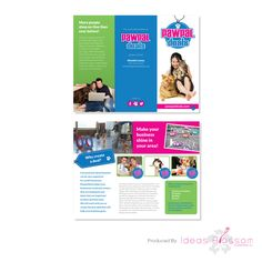 Magazine Layout Designed By Ideasblossom  Ideas Blossom