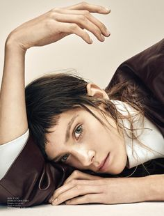 Phillipa Hemphrey 80s Look Pose for Styleby november 2015 Photoshoot