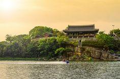 Jinju castle (진주성)