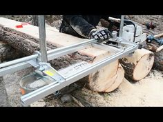Should you do a DIY, homemade chainsaw mill or buy one?