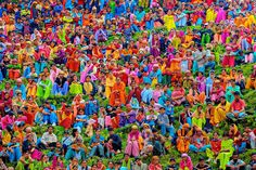 Poras Chaudhary - Indian travel photographer who specialises in color photography